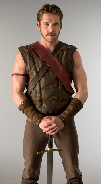 Sean Maguire as Krod Mandoon