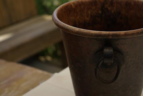 spit bucket