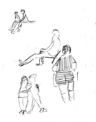 Life drawing, part 12