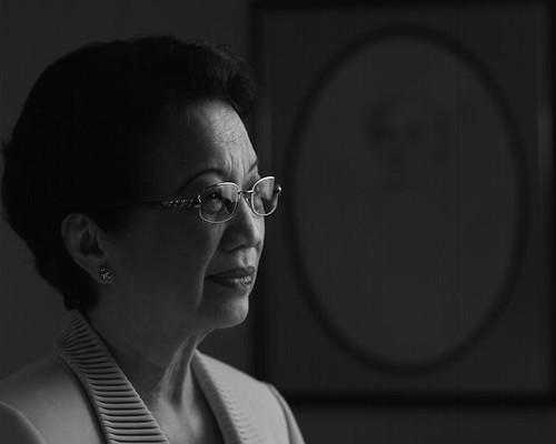 Maria Corazon Sumulong Cojuangco Aquino (1933 – 2009)