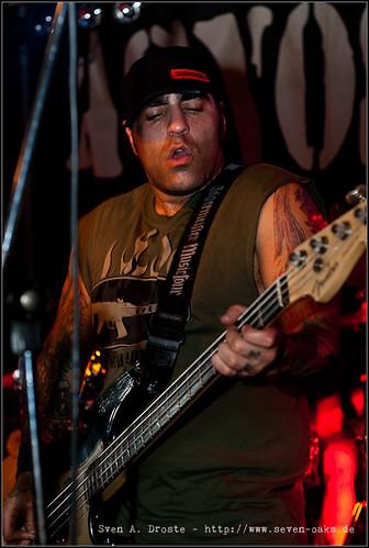 Mike Gallo / Agnostic Front