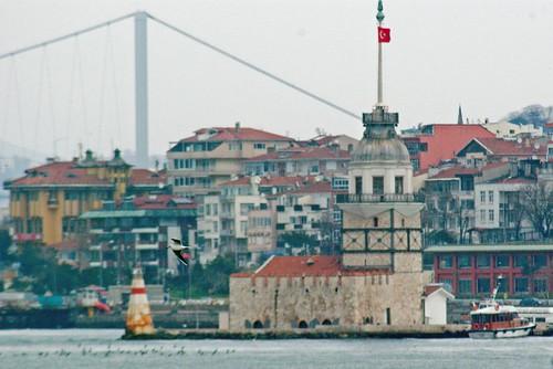 Maidens Tower,  Kız Kulesi , Üsküdar, İstanbul, Pentax K10d