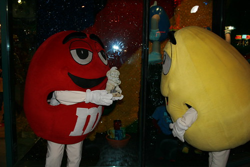 Myself And The M&M's