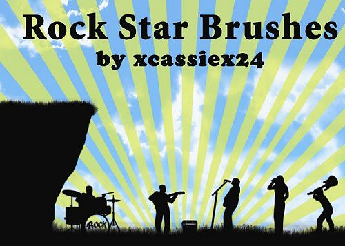 rock_star_brushes