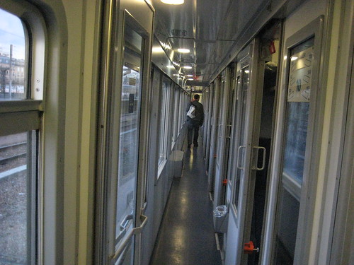 Train to Venice
