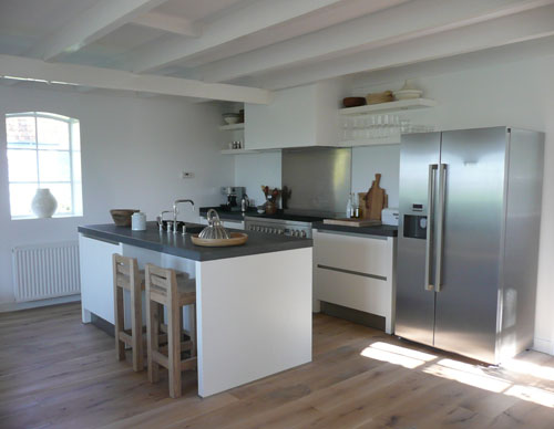 A Gorgeous New Kitchen