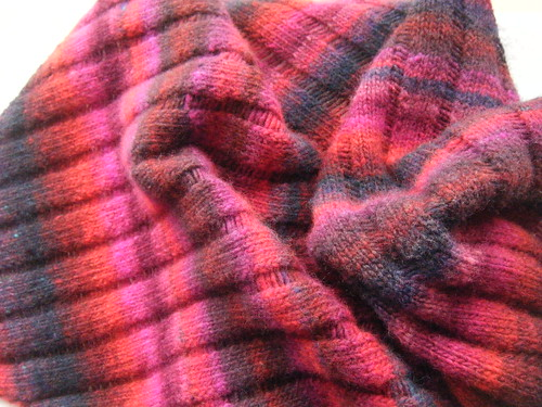 The very bright colours of my clappy.