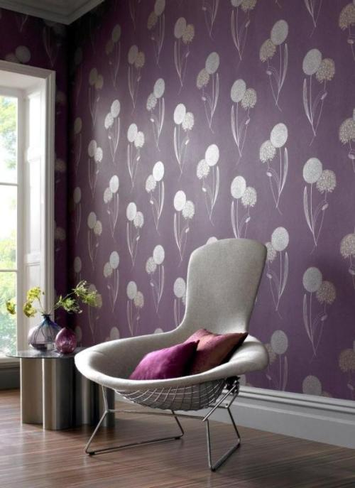 New: Graham & Brown's Essence Wallpaper