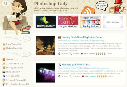 photoshop-lady