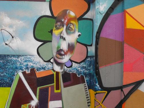 Amazing Turk Street Mural 4