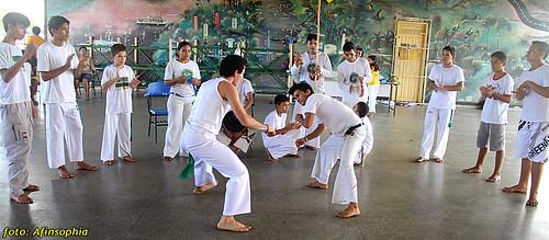 Capoeira Oxalá 30 por você.