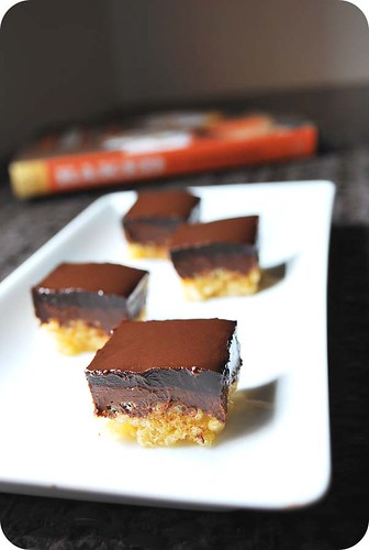 Peanut Butter Crispy Bars III