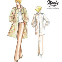 Style Lines Aside: This Marfy's for Me!
