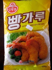 Korean panko