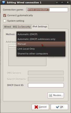 Penambahan IP baru