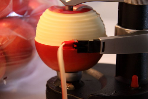 Peel your apples - this fancy gadget failed me fast (read the review here)
