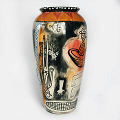 Judy Holding. Vase. 1994.
