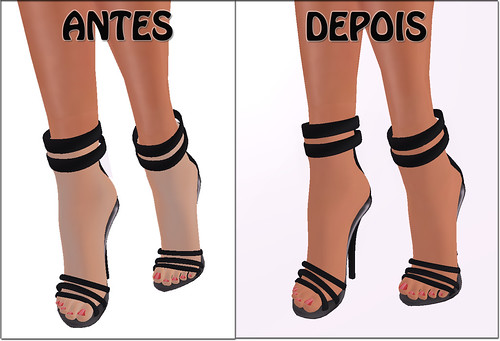 Tutorial---Vixen-Sculpted-Foots-and-toes-Stiletto-Hells