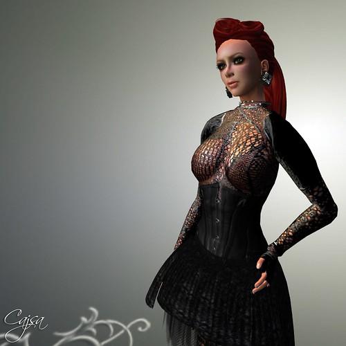 PixelDolls Marie Crochet