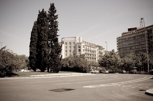 Plaza de Manuel Becerra