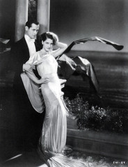"Norma Shearer, Robert Montgomery, ""The Di..."