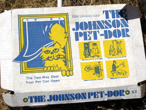 The Johnson Pet-Dor