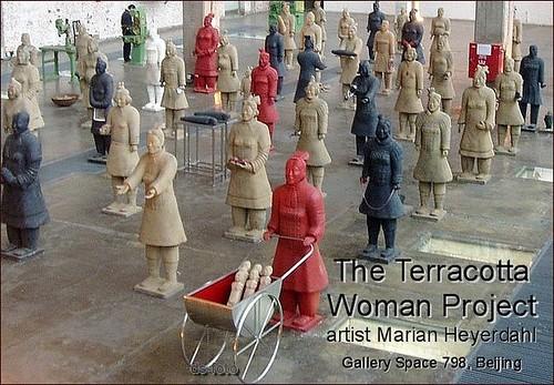 Beijing 798 :: Terracotta Woman Project