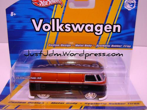 Customs VW Panel Van