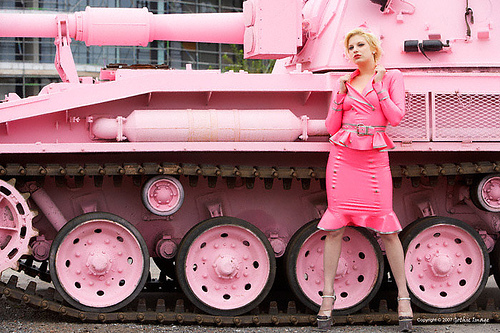 Proof: Owning a Tank never means you can think