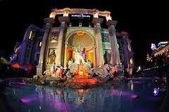 Trevi Fountain, Caesar's Palace, Las Vegas, Nevada (2009)
