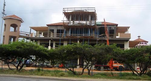 Palm Beach Plaza Construction