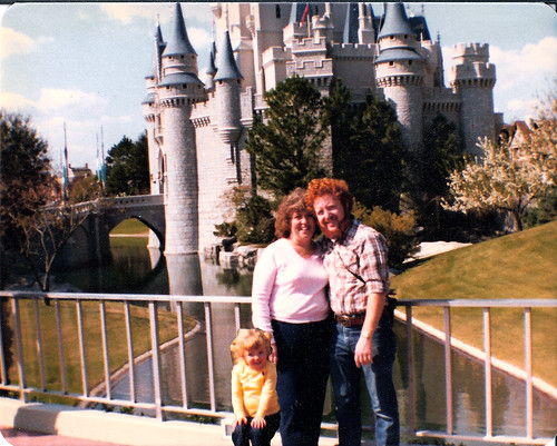 Me, Mom & Dad in Disney World by you.