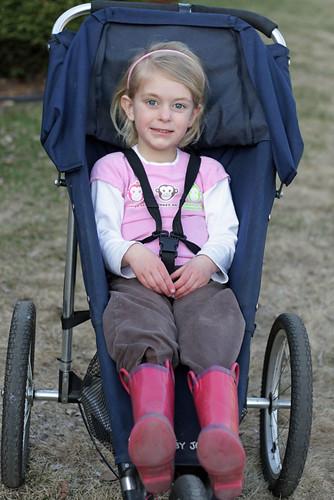 Last Baby Jogger Ride