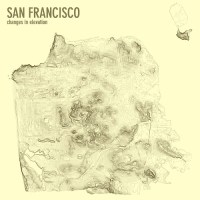 SF Elevation Map