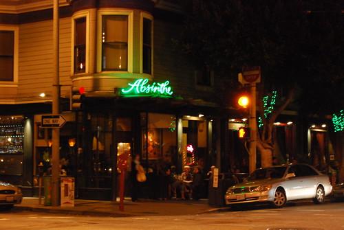 Absinthe restaurant