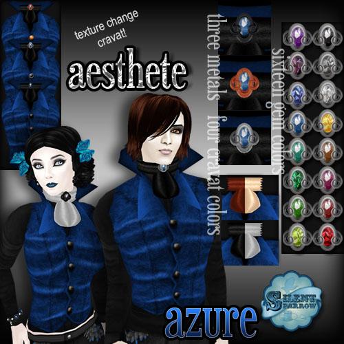New -Aesthete- waistcoat from ~silentsparrow~