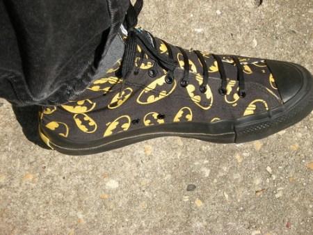 Bat Sneakers