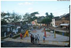 Praça de Santa Tereza. Foto: Passarinho/Pref.Olinda