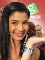 Anne Curtis with Sago