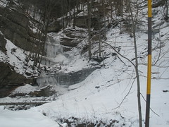 Cascata ghiacciata #2
