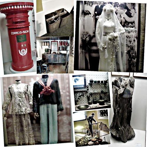 Macau Museum Collage