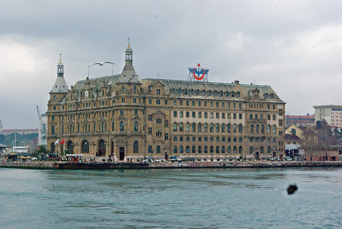 Haydarpasa Station, Istanbul, Turkey, pentax k10d