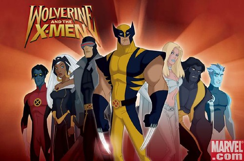 wolverine and the x-men (2) por ti.