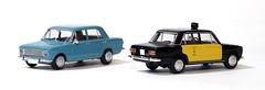 Brekina Fiat-Seat 124