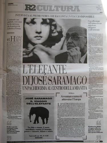 la repubblica, 02.04.2009, p. 36 (part.)