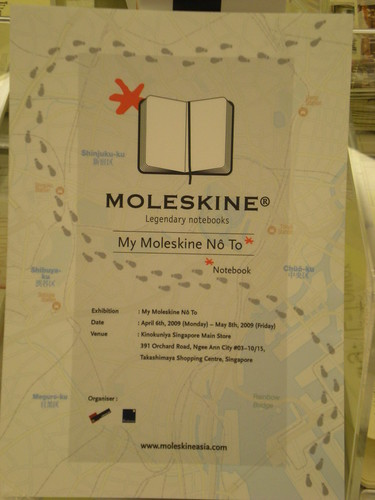 My Moleskine Exhibition (1)