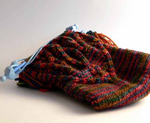 Acid Absinthe Socks in Handmaiden Casbah, Masala