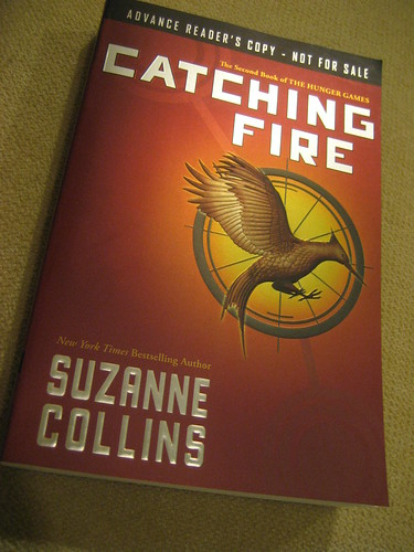 Catching Fire ARC