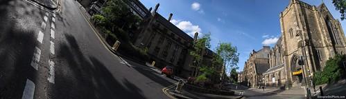 University Avenue Panorama