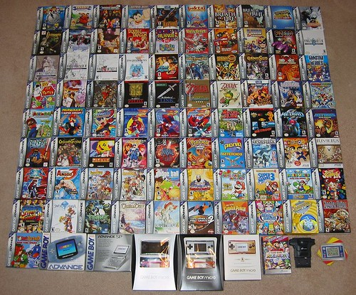 used gameboy advance games for sale     used gameboy advance games     image